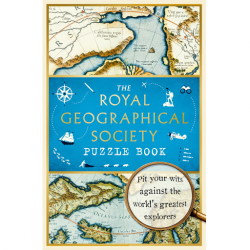 Royal Geographical Society Puzzle Book