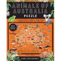 Animals of Australia Puzzle