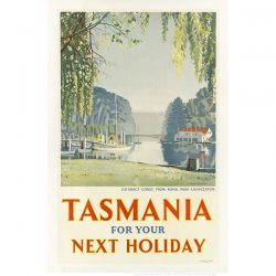 Tasmania for your Next Holiday Cataract Gorge Print