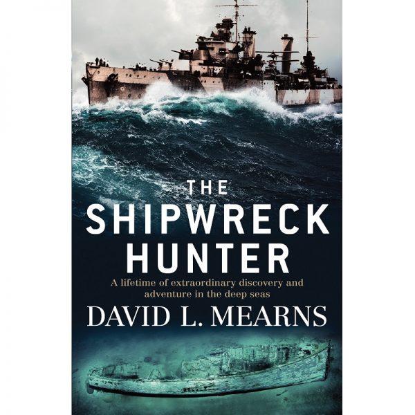 the shipwreck hunter 9781760295219