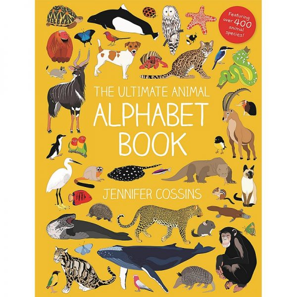 The Ultimate Animal Alphabet Book