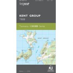 Kent Group Map TB08