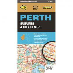 Perth Map 618