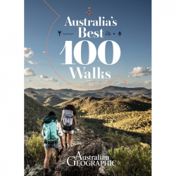 Australia's Best 100 Walks 9781925847697