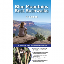 Blue Mountains Best Bushwalks 9781925403299