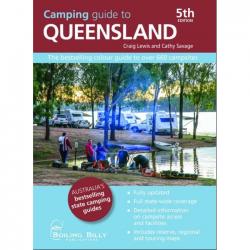 Camping Guide to Queensland 5e 9781925403954