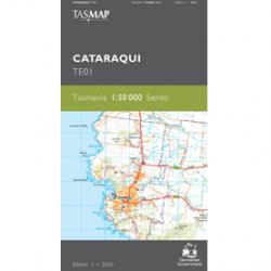 Cataraqui 50k Topo Map TE01