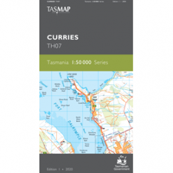 Curries 50k Topo Map TH07