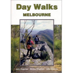 Day Walks Melbourne Guidebook Chapman 9780959612998
