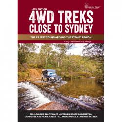 4WD Treks Close To Sydney 9781922131454