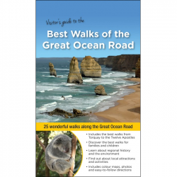 Best Walks of the Great Ocean Road 9781922131829