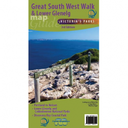 Great South West Walk Lower Glenelg Map 9780957906075