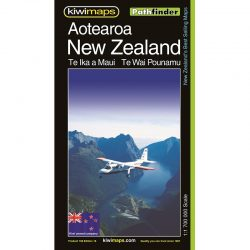 Aotearoa New Zealand Map P108 Cover 9415871000300 E17