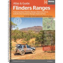 Flinders Ranges Atlas and Guide 9321438001676