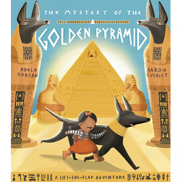 Mystery of the Golden Pyramid 9781788817073