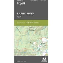 Rapid River TJ04 Topo Map