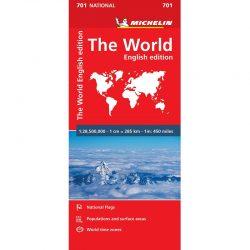 World Map 701
