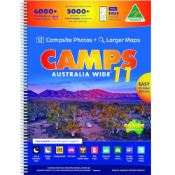 Camps 11 B4 Large 9780994532732