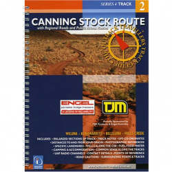 Canning Stock Route Track Guide 9780980515855
