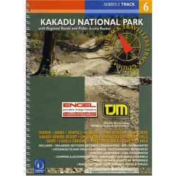 Kakadu National Park Track Guide 9780980515831