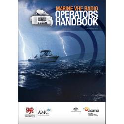 Marine VHF Radio Operators Handbook