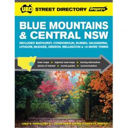Blue Mountains Central NSW Street Directory