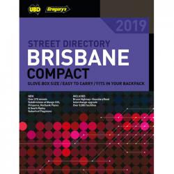Brisbane Compact Street Directory 2019
