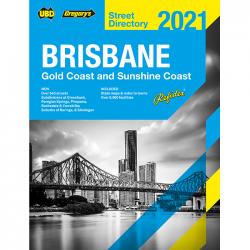 Brisbane Street Directory 2021