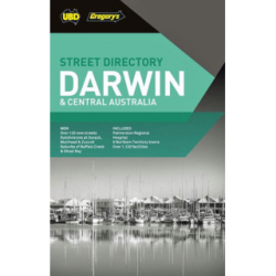 Darwin Street Directory 8e