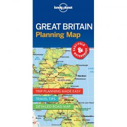 Great Britain Planning Map