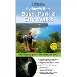 Sydney's Best Bush Park & City Walks 3e 9781925403572