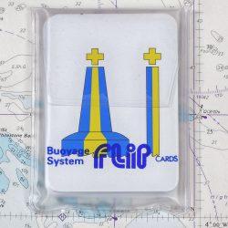 Flip Cards Buoyage System
