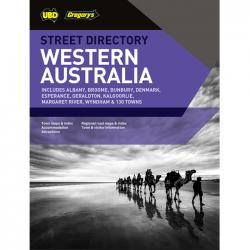 Western Australia Street Directory2018