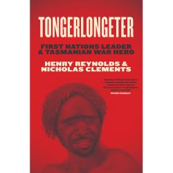 Tongerlongeter First Nations Leader
