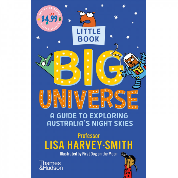 Little Book Big Universe 9781760762292