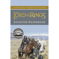 Lord of the Rings Location Guidebook 9781869509262