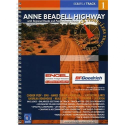 Anne Beadell Highway Track Guide 9780980515848