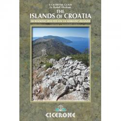 Islands of Croatia Hiking Guide 9781852847036