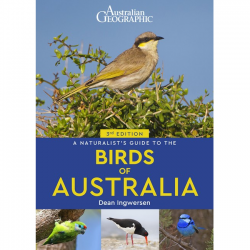 Naturalists Guide to the Birds of Australia 9781912081240