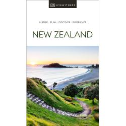 New Zealand Eyewitness Travel Guide 9780241365410