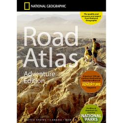 USA Road Atlas Adventure Edition 2021